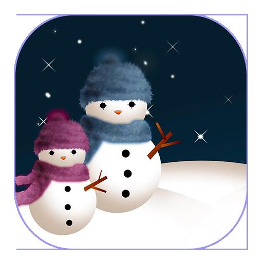 雪人動態壁紙 LOGO-APP點子