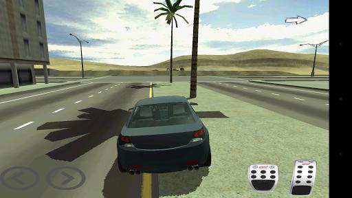 City Drift Police 3D