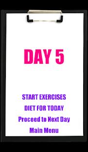 10日性感腹肌鍛煉