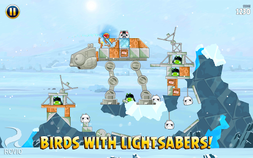 Angry Birds Star Wars Screenshot 7