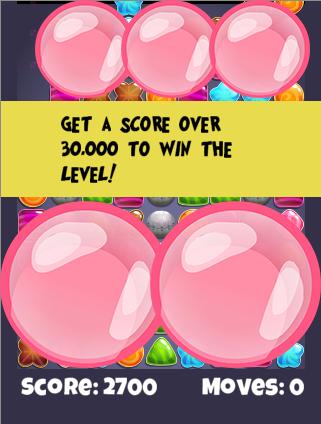 BubbleGum Challenge