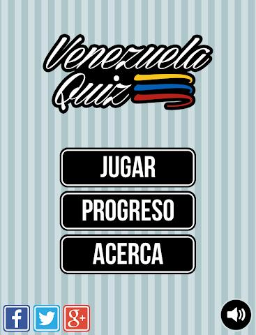 Screenshots for Venezuela Quiz