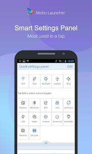 Mobo Launcher- Smooth, Smart - screenshot thumbnail