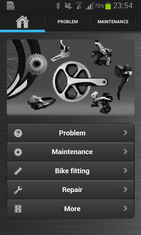 Easy Bike Repair- screenshot