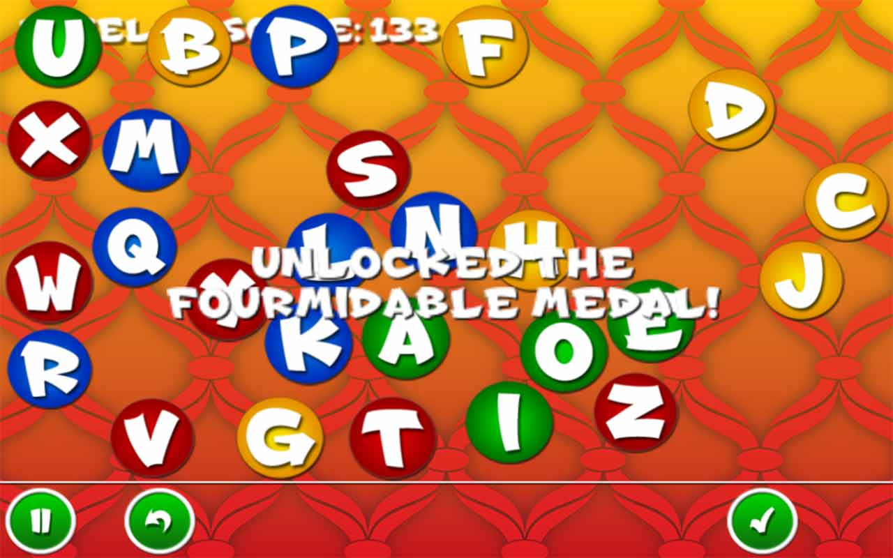 Word Ball Free - screenshot