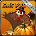 Thanksgiving  Day GO SMS theme icon