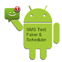 SMS Text Faker & Scheduler logo