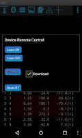 Screenshot of TopoDroid