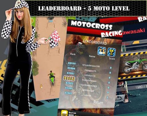 【免費賽車遊戲App】自由越野摩托車賽車-APP點子