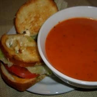 Cream of Tomato Soup.