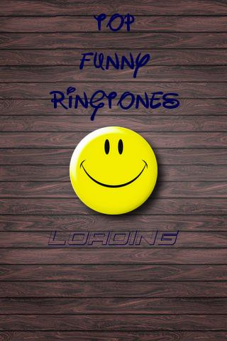 Top Funny Ringtones- screenshot