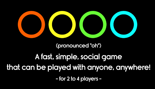 OOOO - Local Multiplayer Finger Tapping game (apk) free download for Android/PC/Windows screenshot