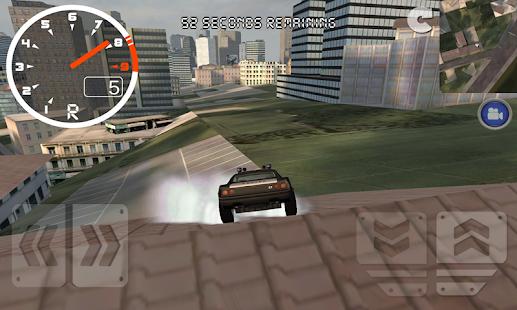 Police-Car-Street-Driving-Sim 4