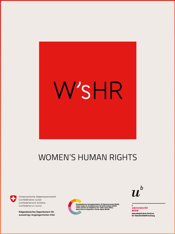 Women's Human Rights- screenshot