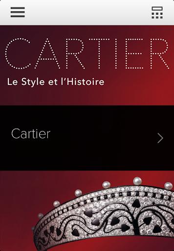 Cartier l'audioguide