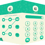 AppLock Theme Green 1.1 Apk