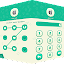 AppLock Theme Green 1.1 APK for Android