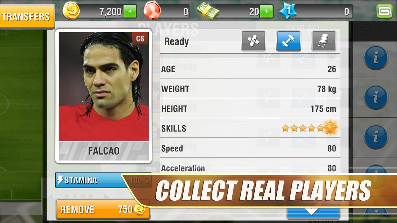 Real Soccer 2013 screenshot #2