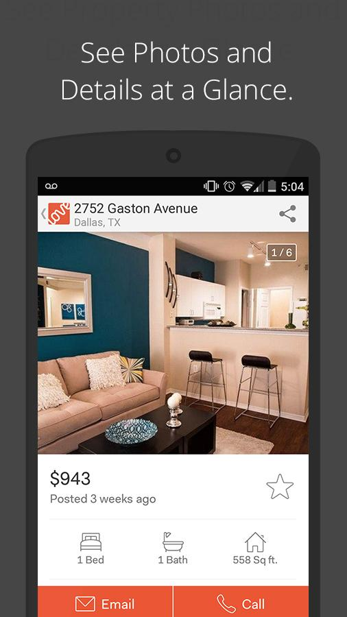 Lovely Rent Apartments & Homes - screenshot