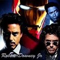 Robert Downey Jr WP HD 2013 icon