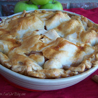 Old Fashion Apple Pie Recipe