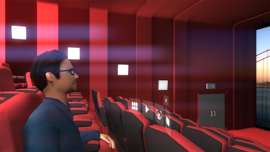 VR ONE Cinema screenshot 1