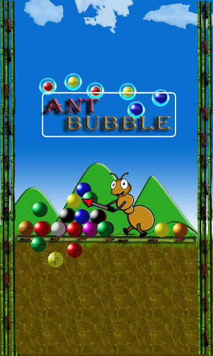 Ant Bubble shooter Free