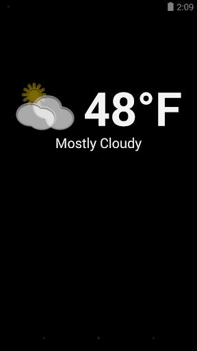 Weather Daydream
