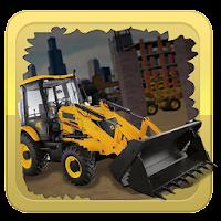 Excavator Parking 3D 3.0