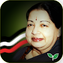 J.Jayalalitha Chief Minister icon