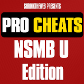 Pro Cheats - NSMB U Edition