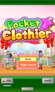 Pocket Clothier Lite - screenshot thumbnail