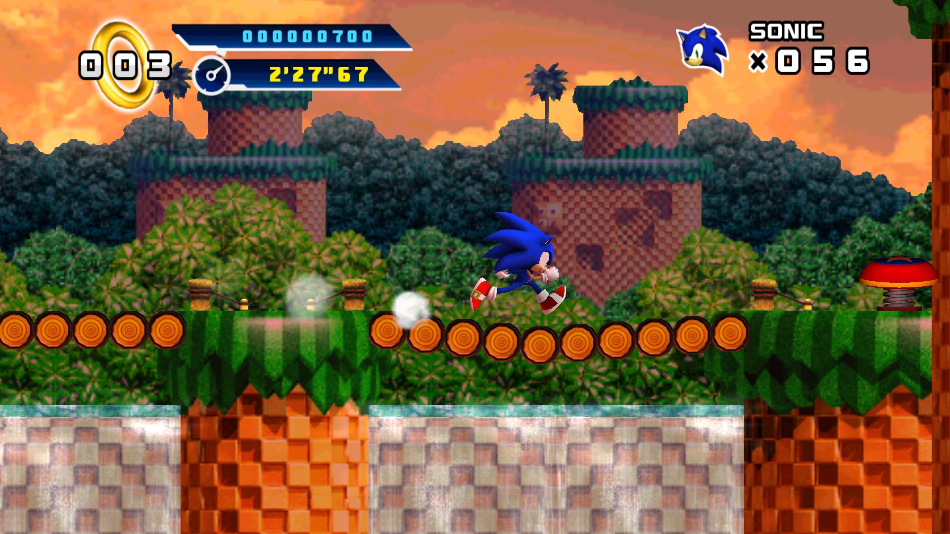 Sonic 4™ Episode I screenshot #11