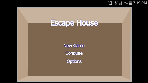 Escape House : Hard Mode
