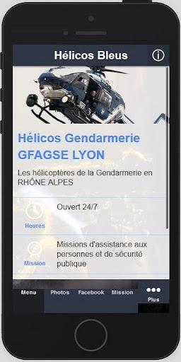 HELICOS GENDARMERIE FRANCE