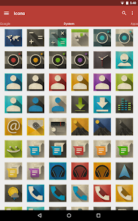 Axis - Icon Pack - screenshot thumbnail