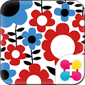 Flower Pop Wallpaper Theme icon