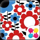Flower Pop Wallpaper Theme icon