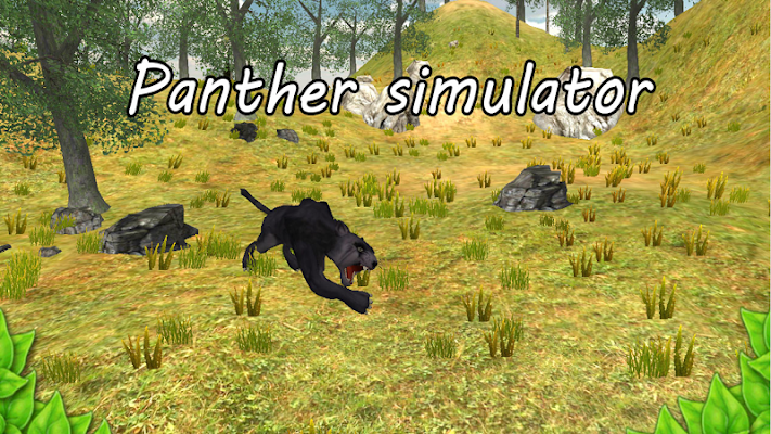 Jungle Panther RPG Simulator - screenshot