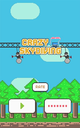 Crazy Skydiving