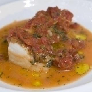 Salt cod Roman style (Baccala alla Romana)