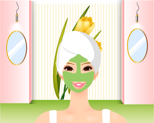 Makeup For Kids - screenshot