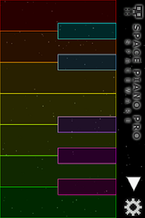 Space Piano Pro- screenshot thumbnail