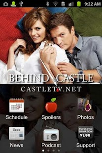 Castle TV App - Behind Castle - screenshot thumbnail