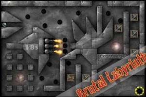 Screenshot of Brutal Labyrinth
