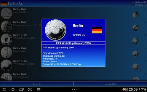 10 €uros - Germany- screenshot thumbnail