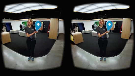 Google Shop at Currys VR Tour Screenshot 5