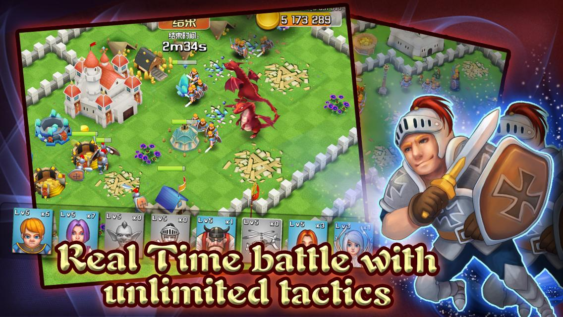 Clash Of The Kingdoms Revenue Download Estimates Google Play