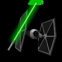 JediClock – Green logo