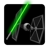 JediClock - Green